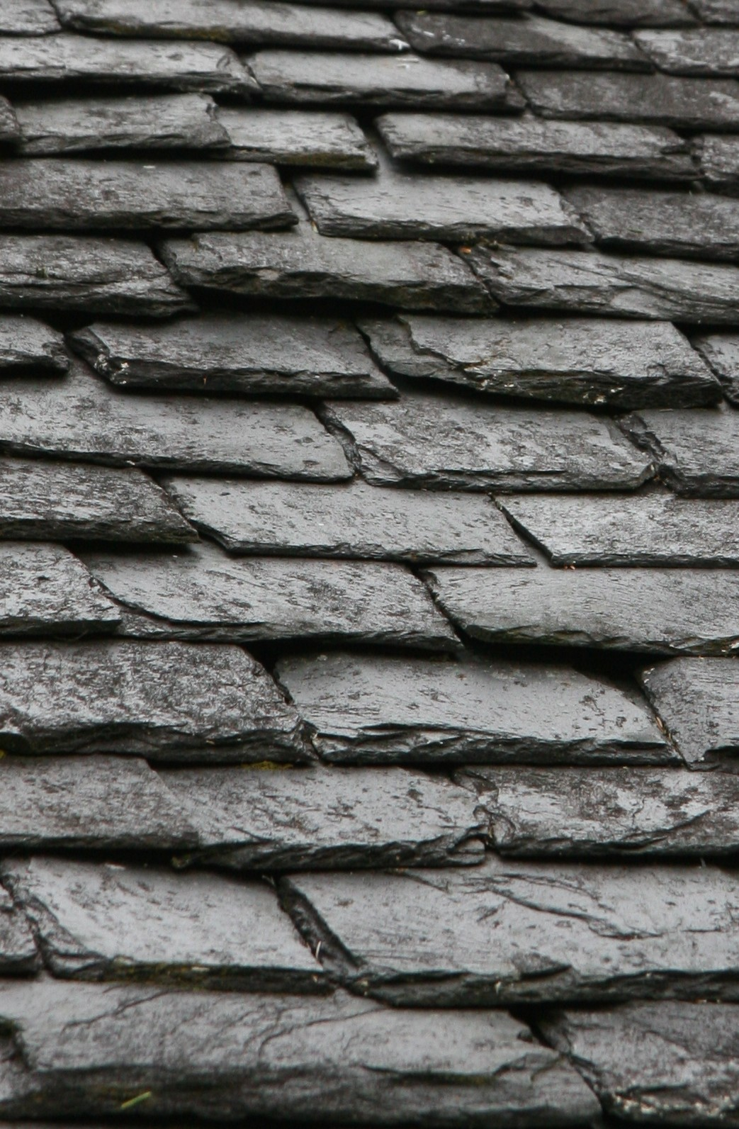 Skye White House roof slates - pretty and luxurious self-catering holiday cottage