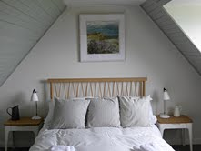 Art on the isle of Skye - self catering holiday cottage, vacation rental, scotland, isle of skye, highlands, cottage by the sea